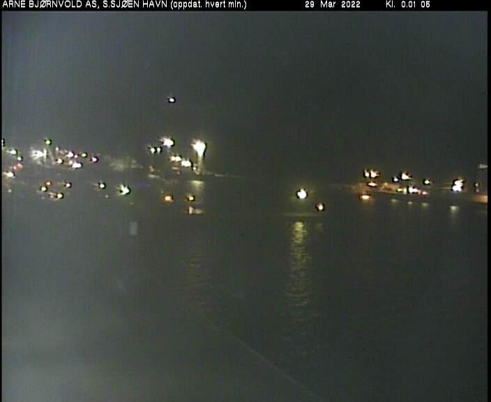 Sandnessjøen - havn; indre